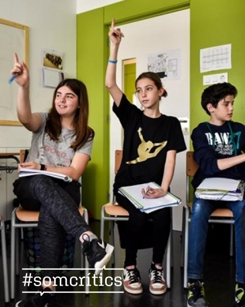 Com perdre la por i superar les barreres del pensament crític a l'educació?