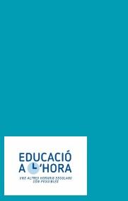 Desenvolupament de les Ganztagsschulen a Alemanya Balanç i perspectives