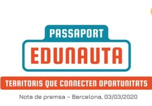 Passaport Edunauta: Neix una nova iniciativa per ampliar les oportunitats educatives dels infants a Catalunya