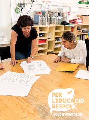 Sostenir la innovació educativa: què necessiten els docents per garantir la transformació?