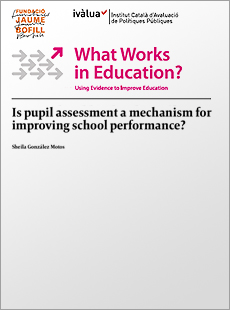 Is pupil assessment a mechanism for improving school performance?