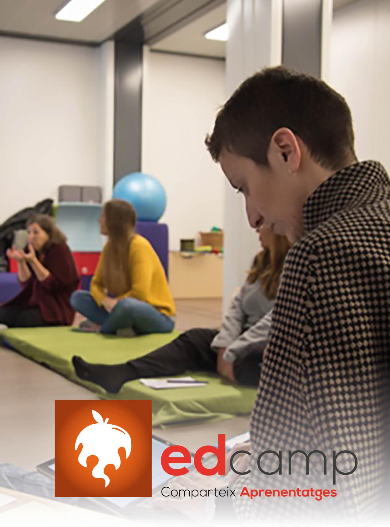Participa al taller edcamp sobre gènere, tecnologia i educació!