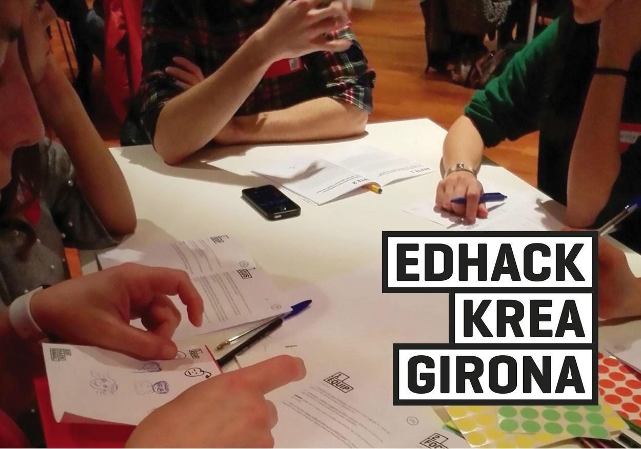 T'apuntes als laboratoris de l'EDhack a Girona?