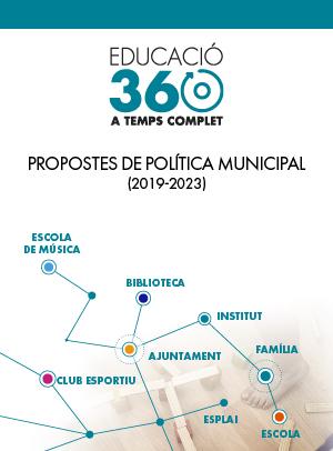 Convertim el proper mandat en el de l'Educació 360?