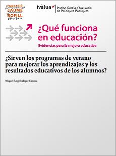 ¿Qué funciona en educación?