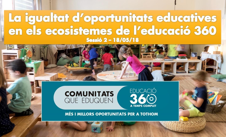 """Els projectes de la crida """"Comunitats que Eduquen""""  inicien el procés de capacitació"""