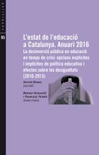 La desinversió pública en educació en temps de crisi: opcions explícites i implícites de política educativa i efectes sobre les desigualtats (2010-2015)