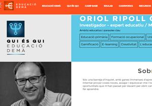 Qui és qui: Oriol Ripoll