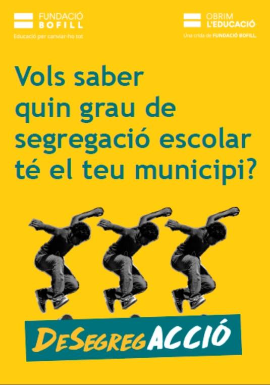 Vols saber quin grau de segregació escolar té el teu municipi?